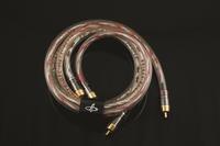 Deluxe Acoustics RCA Cable Silver Twist (DA SIC RCA/01)