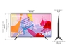 "Samsung 75"" Q60T 4K Smart QLED TV 2020"